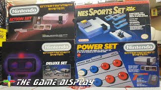 Every NES Boxed Bundle Ever Released in North America