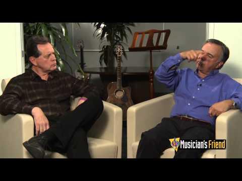 D'Addario Interview (Part 3 - Innovation)