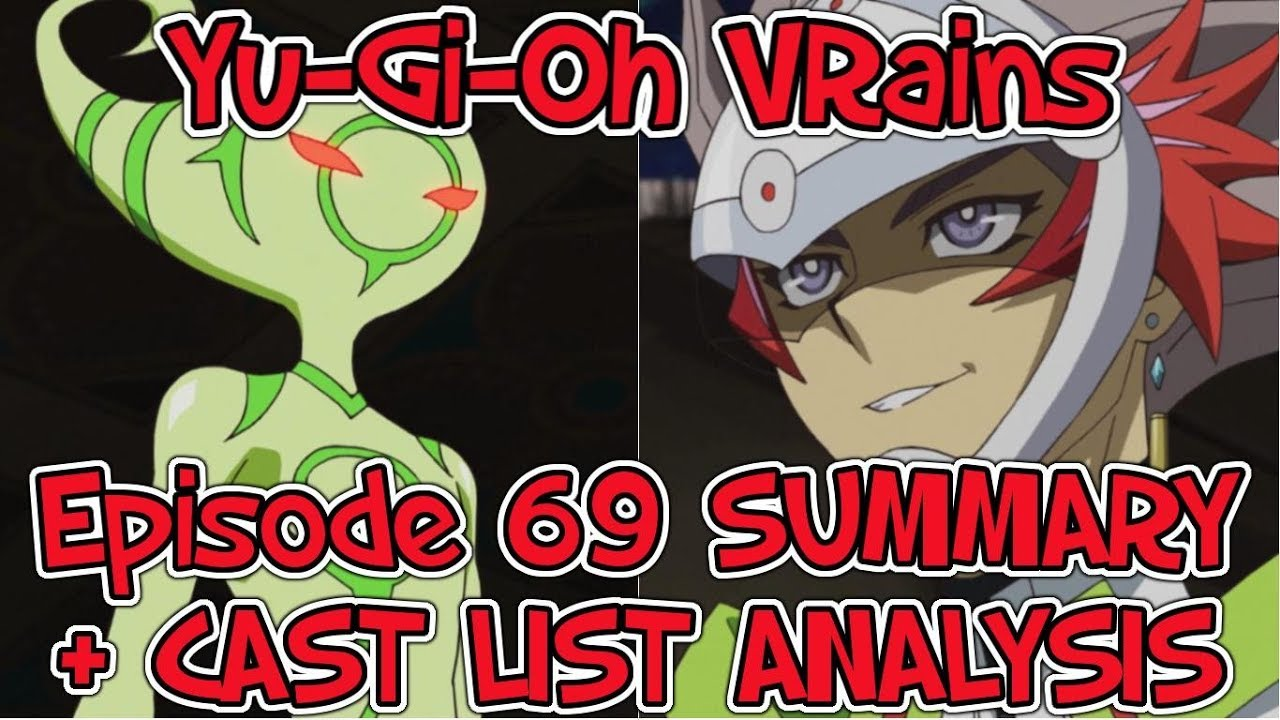 Yu-Gi-Oh VRains: Episode 69 DISCUSSION + CAST LIST - hmong video