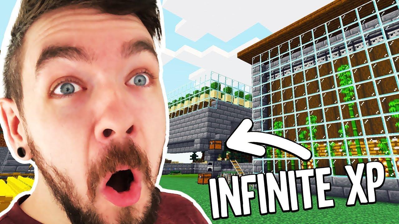 I Built An UNLIMITED XP Farm In Minecraft - Part 30 thumbnail