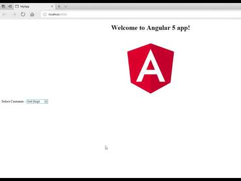 How To Create component in Angular 4 and 5 using CLI?