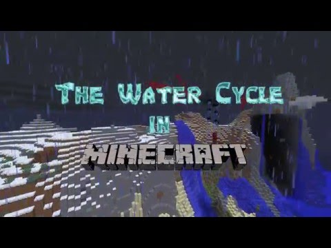 The Water Cycle in Minecraft