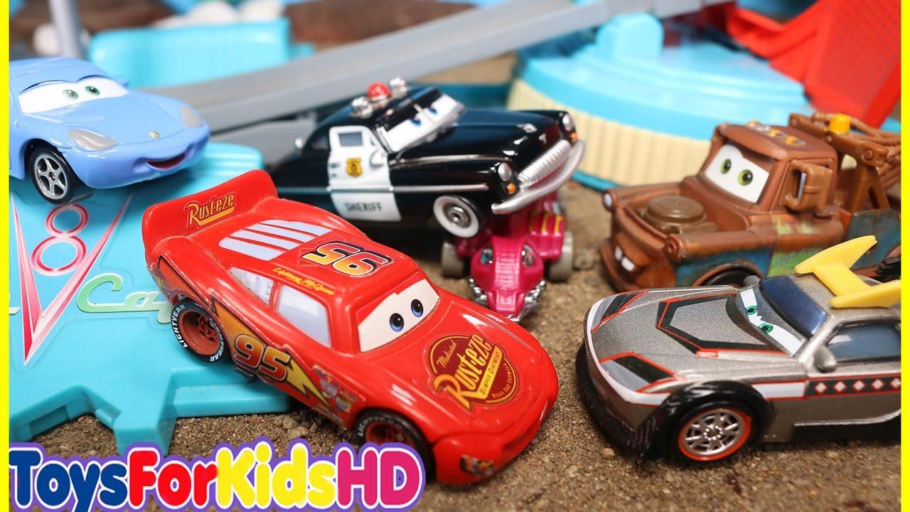 Juguetes de cars los mejores juguetes de rayo mcqueen 2 - Cars en juguetes ...