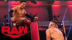 Akira Tozawa vs. Austin Theory: Raw, April 13, 2020