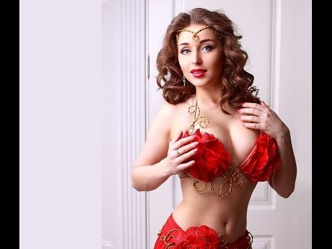 Superb Hot Sexy Belly Dance Anastasia Biserova