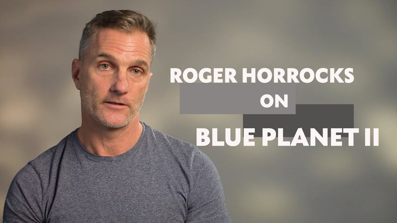 Roger Horrocks on Blue Planet II's Cinematography