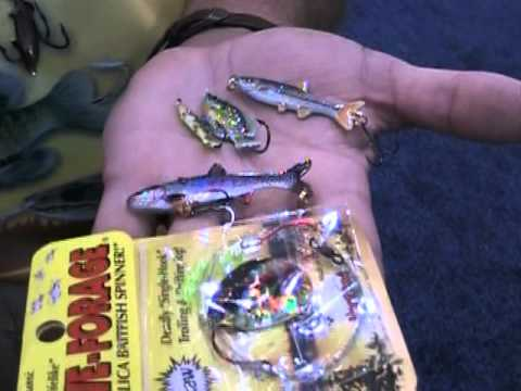 Northland ice jigs and spoons Live Forage
