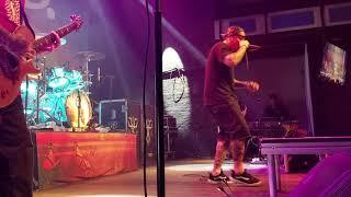 POD - Always Southern California - 12-12-18 live at Cone Denim in Greensboro North Carolina