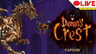 🔴 DEMON'S CREST ™ 100% e Final Secreto