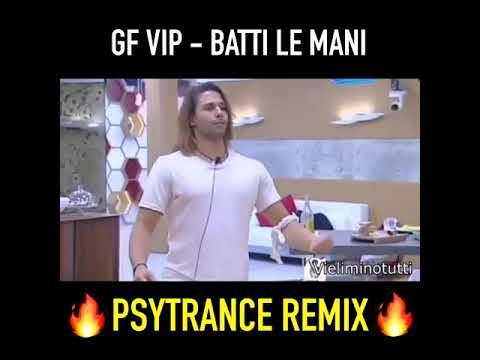 Luca Onestini (GF Vip) - BATTI LE MANI -Mormix & Clark Remix Vs. PSYTRANCE Remix