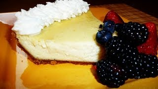 Receta De Pie De Queso (super Facil)