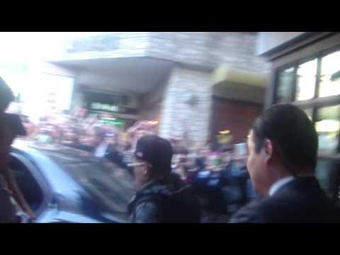 BIGBANG-[20121019]TAEYANG從Chrome Hearts出來