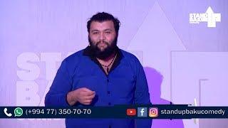 Elsevər Camal (Stand UP Baku 15-ci şou)