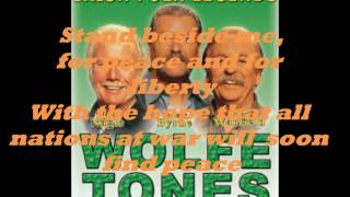 Download WOLFE TONES  - A SONG OF LIBERTY(LYRICS) VINYL 1984 MP3 song and Music Video