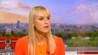Sophie Ward - BBC Breakfast - July 2018