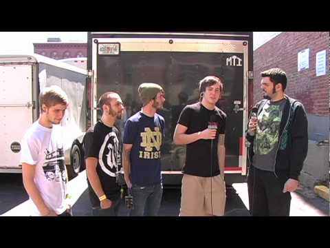 CHELSEA GRIN Exclusive Interview at NEMHF 2010 on Metal Injection