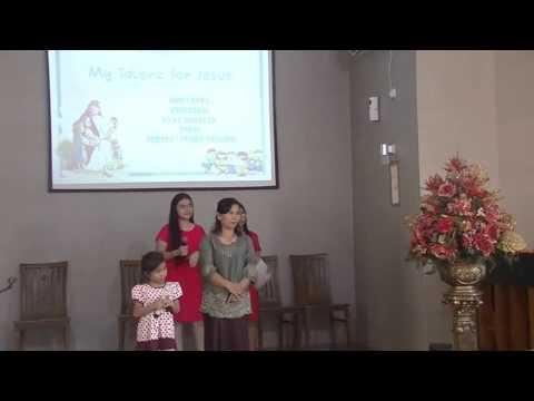 Apta Jerusalem Children Talent   ruth Sirait