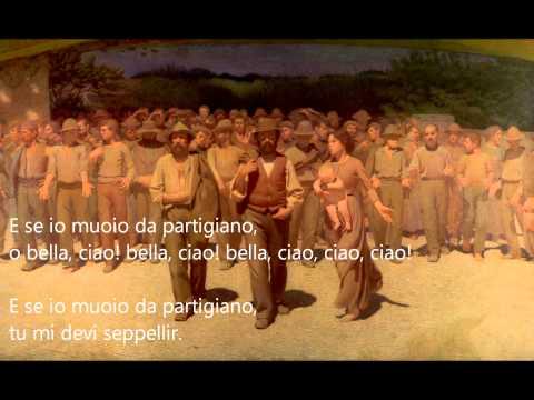 """""""O Bella ciao"""" -Yves Montand"""