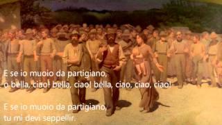 """""""O Bella ciao"""" - Yves Montand"""