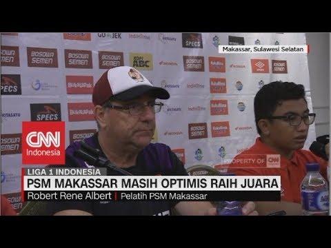 PSM Makassar Masih Optimis Raih Juara | Liga 1 Indonesia Mp3