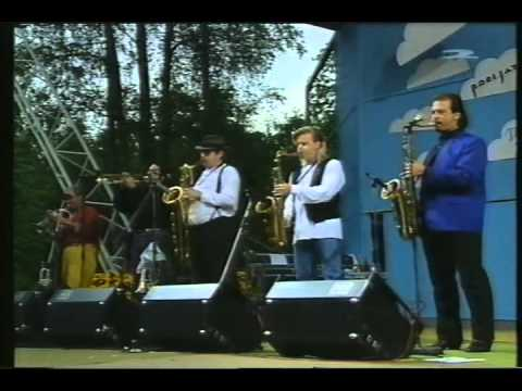 Tower Of Power  Mr. Toad´s Wild Ride, Live In Pori jazz 1991