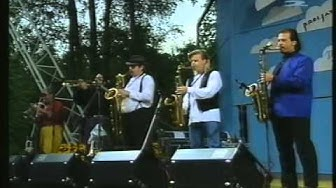 Tower Of Power - Mr. Toad´s Wild Ride, Live In Pori jazz 1991