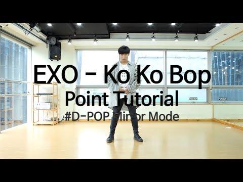 EXO - Ko Ko Bop Point Tutorial (#D-POP Mirror Mode)