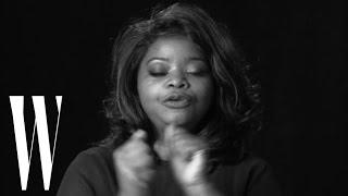 Octavia Spencer - What Movie Made You Cry?