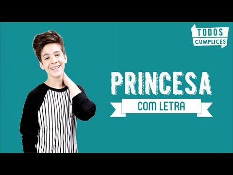 Princesa Letra - João Guilherme Ávila