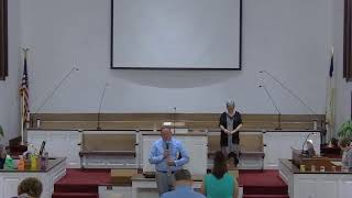 Midway Baptist Church Worship Service  July 12, 2020