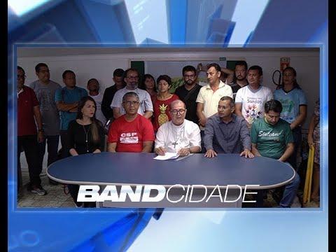 Arquidiocese de Manaus mostra apoio à greve dos professores no AM