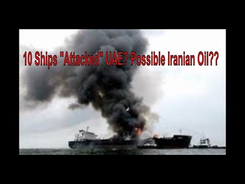 """Four Tankers """"Attacked"""" UAE Port! Middle East!"""