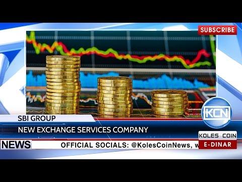 KCN News: SBI Group creates new exchange company