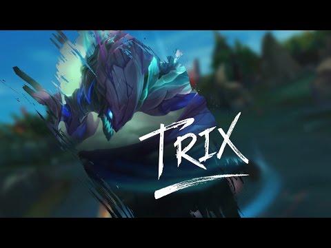 Trix ile Kha'Zix 101  | Şampiyonluk Ligi'nin Yıldızları #3