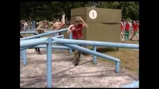 Военное обозрение. 23.07.2013. Военно-спортивные лагеря(Около 8 тысяч подростков в этом году отдыхают и оздоравливаются в воинских частях. Всего в летний период..., 2013-07-23T06:15:41.000Z)