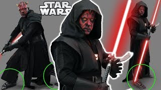 LUCASFILM RELEASES NEW DARTH MAUL IMAGES - Star Wars Explained
