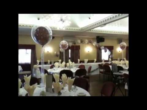 Consort Hotel, Rotherham dressed for a wedding breakfast