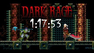 Dark Rage any% speedrun 1:17:53 [Android / Touchscreen] screenshot 1