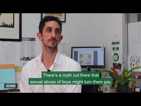Are BOYS being sexually exploited? - New research project by ECPAT