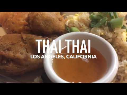 BEST THAI FOOD IN THE SAN FERNANDO VALLEY? - THAI THAI CAFE