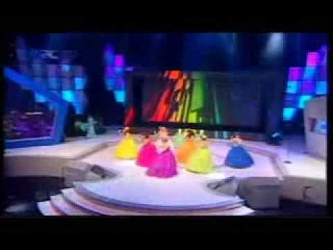 Cherrybelle - Beautiful at Anugrah Seputar Indonesia 090512