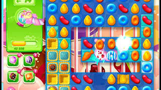Candy Crush Jelly Saga Level 1066 *** NO BOOSTERS