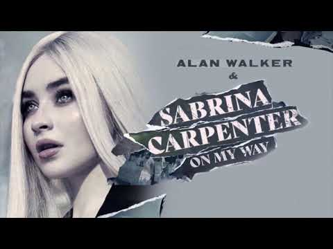 Alan Walker & Sabrina Carpenter - On My Way (Radio Edit)