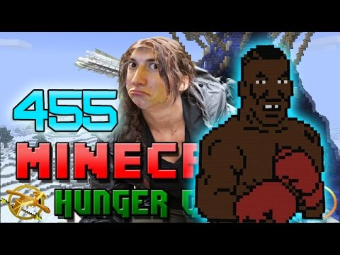 Minecraft: Hunger Games w/Mitch! Game 455 - Boxing Match!