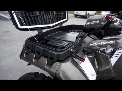 Polaris Sportsman 850 XP Touring 2014
