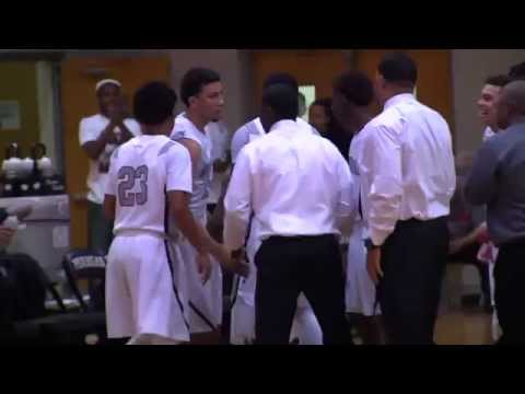 Permian Basketball Team Fights For Danny Wright