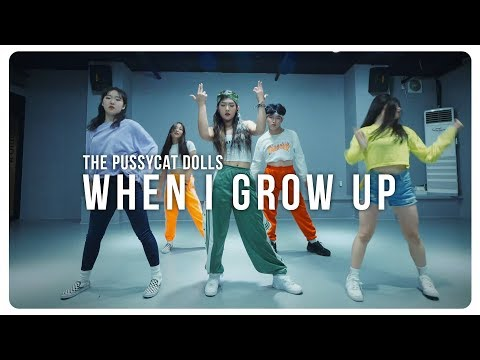 When I Grow Up - The Pussycat Dolls L Yeniel Choreography | Dope Dance Studio