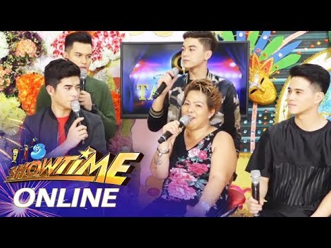 It's Showtime Online: TNT Luzon Eva Angkico's influences