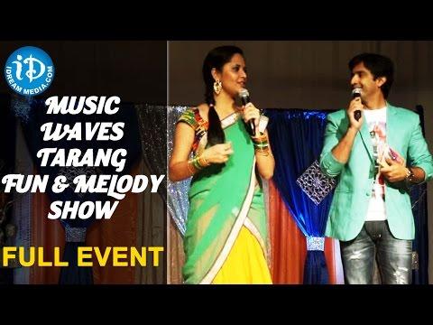 Tarang Fun and Melody show | Music Waves Full Event | Ali, Anasuya, Hema Chandra