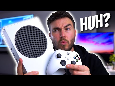 Xbox Series S Unboxing & 72 Hour Review | The Confusing Truth.